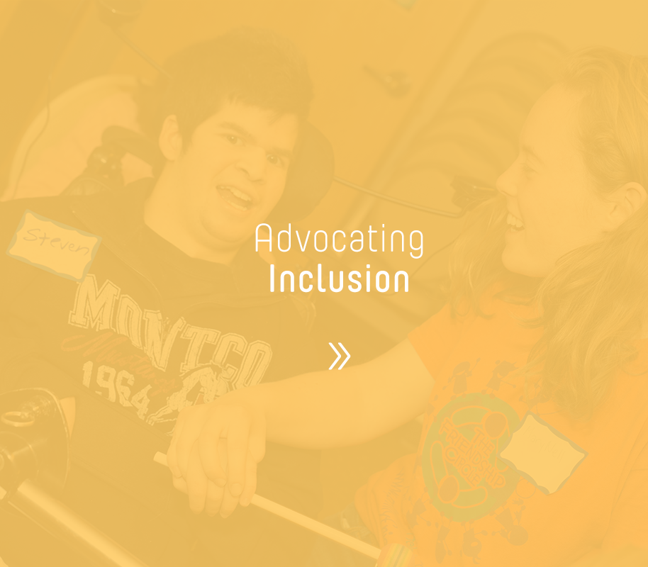 Advocating Inclusion