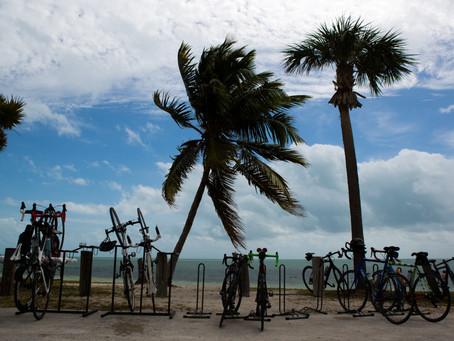 Biking Through the Sunshine