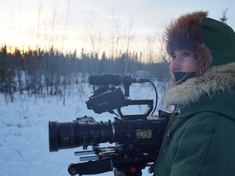 Behind the Lens: Catharine Axley