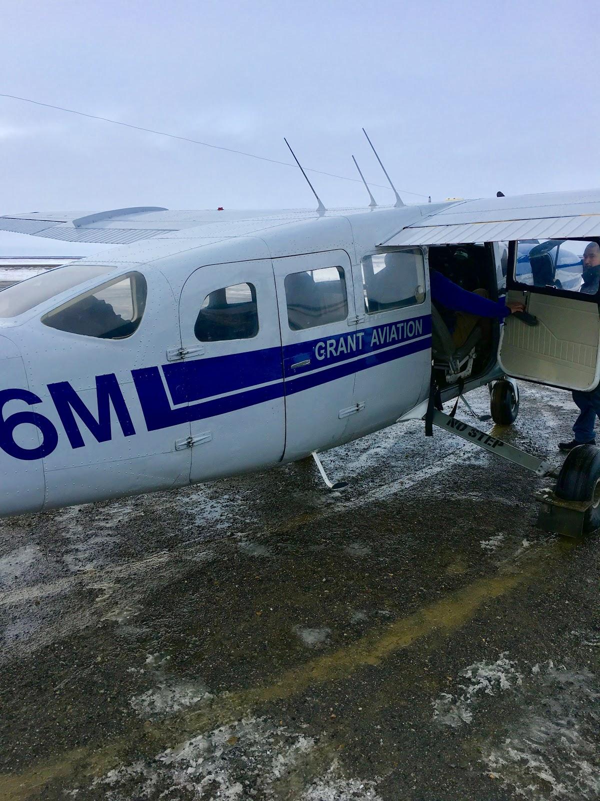 Plane to Eek