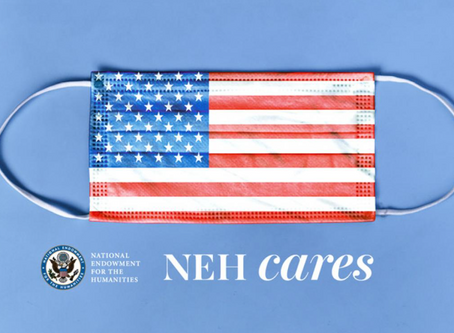 CARES Act Provides Relief Funding in Support of our Nation's Cultural Organizations.