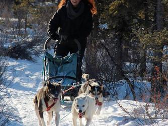 Wendy Willis in Alaska!