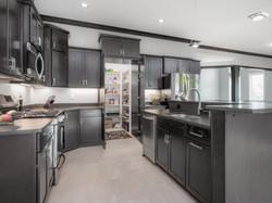Kitchen Hidden Pantry