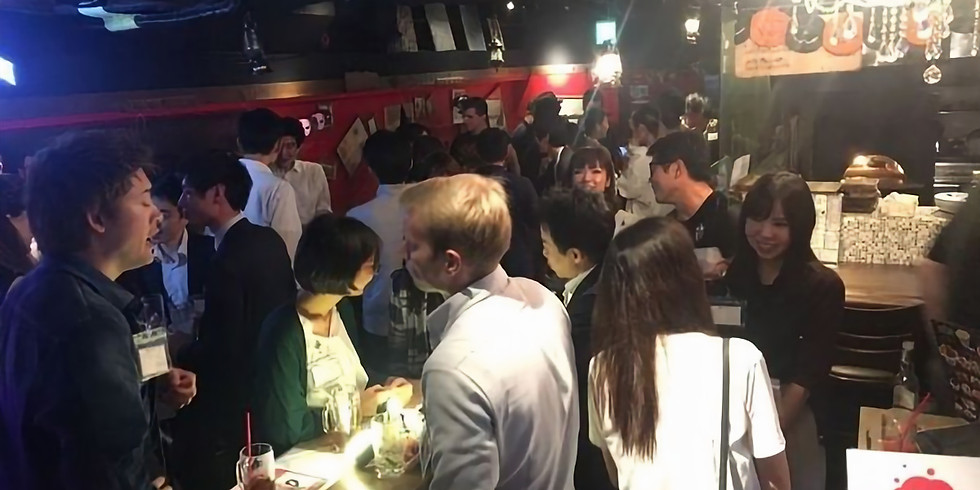 20's 30's Make Friends Meetup @Shibuya