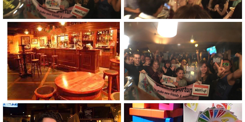 20's 30's Make Friends Meetup Tokyo Friending&FunChat@Shibuya Bar&Lounge国際交流渋谷