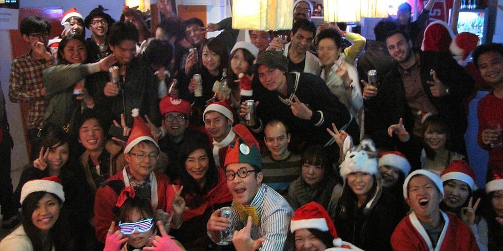 🎅Christmas Pizza! Fun Drinks & Game Friending Meetup@British Pub Takadanobaba🎄