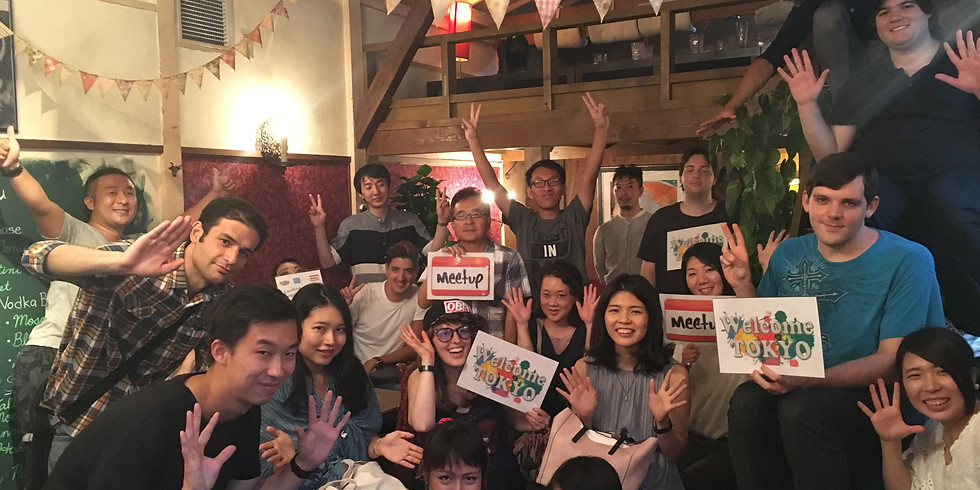☕Afternoon Exciting&Fun Language Exchange Meetup@Shibuya lodge style cafe楽しい言語交換@渋谷 宇田川カフェ