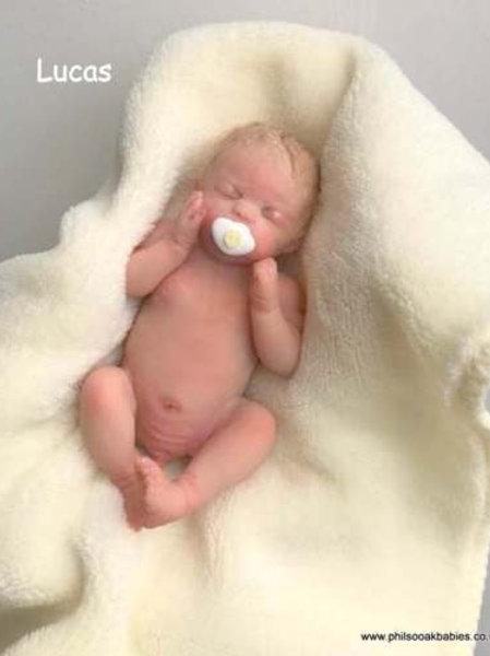 OOAK Baby Lucas