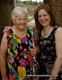 Me with my Mum