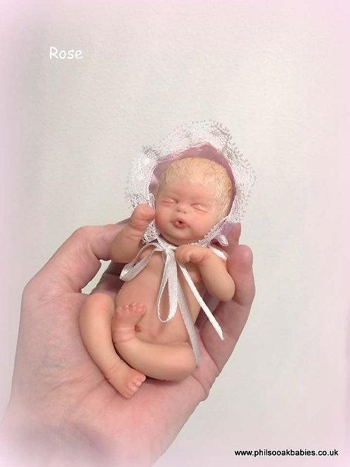 OOAK Baby Rose