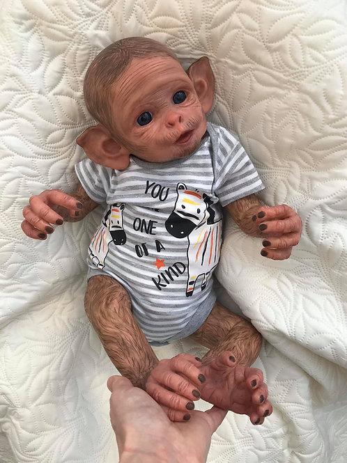Reborn Cheeky Monkey