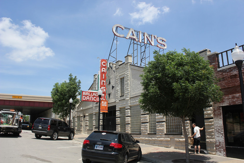 Ballroom Bliss: Cain's Ballroom