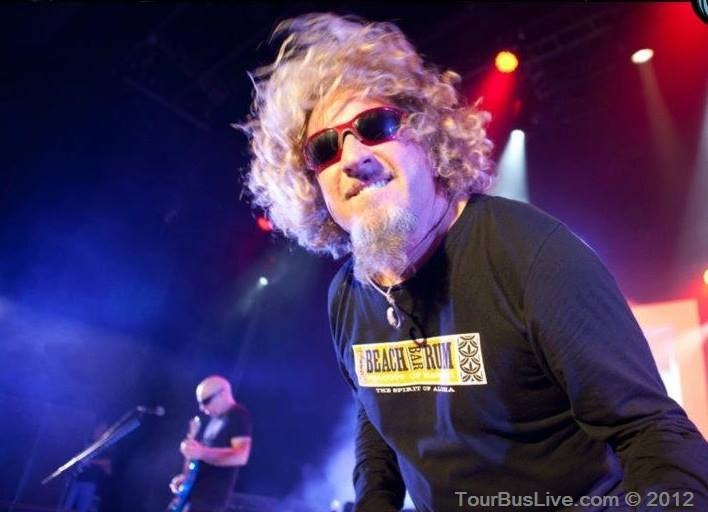 """First Thoughts: """"Sammy Hagar and The Circle"""""""