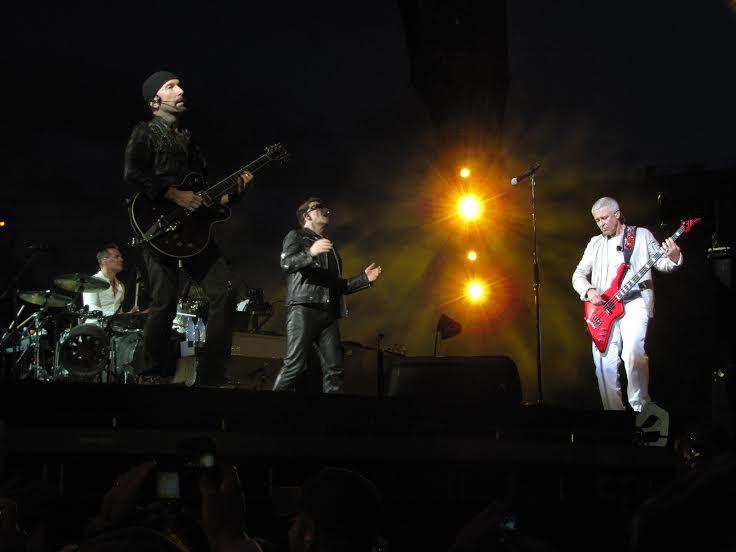 U2 & L.A. Guns