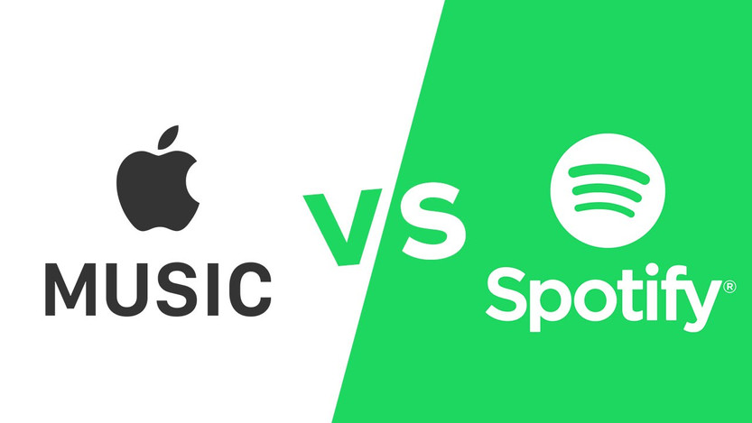 Apple Music vs. Spotify: The Battle Rages On