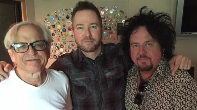 Steve Lukather and Toto Repay the Favor for 'Africa' with 'Hash Pipe' Cover