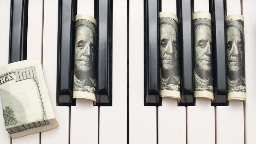 Devaluing Music