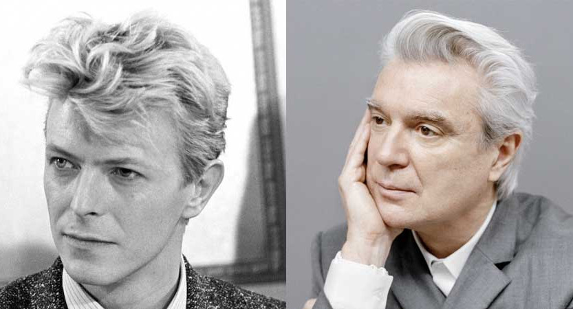 Is David Byrne the American/Scottish David Bowie?