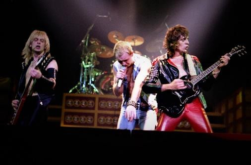 Dispatches from the Front - Judas Priest