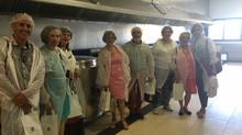 Jornada de puertas abiertas en la cocina central de ColServicol