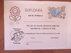 ¡¡Actividades realizadas en nuestros comedores escolares con motivo del día de la madre!!