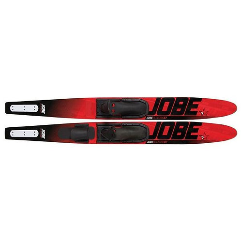 Combos Jobe Allegre Skis Red 67""