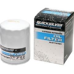 Filtro Óleo Quicksilver 35-877767Q01 (Outboard)