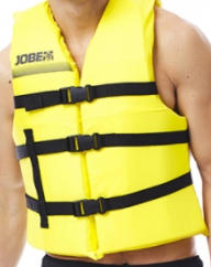 Coletes Universal Vest Amarelo