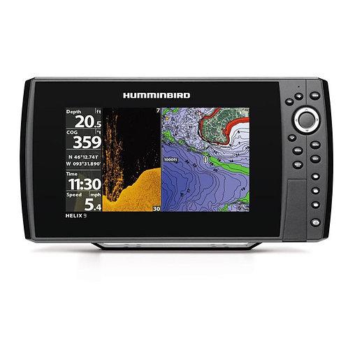 Helix 9x Sonda Di/GPS Humminbird
