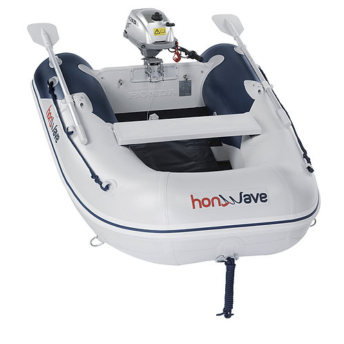 Pack Honwave T20SE c/Honda 2.3HP