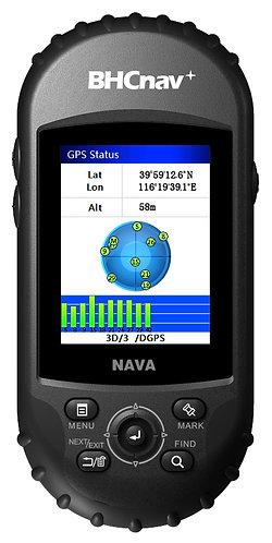 GPS portátil NAVA200 BHCNAV