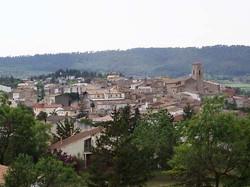 Vista poble