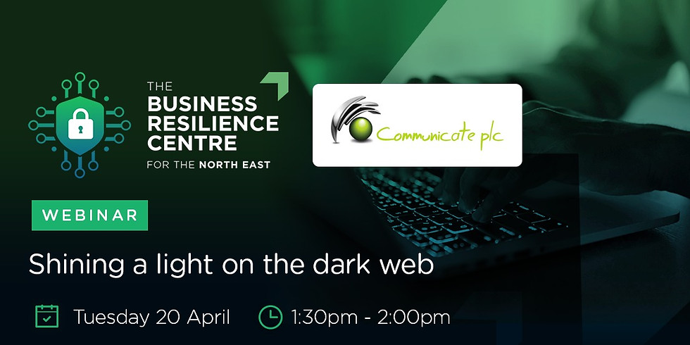 NEBRC & Communicate Shining a light on the Dark Web