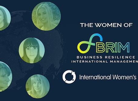 International Women's Day 2020- The Women of BRIM.