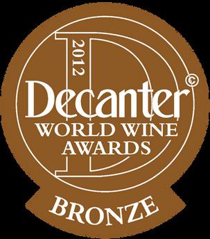 2010, Decanter World Wine Award