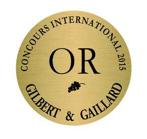 2014, Or - 88/100 - Gilbert&Gaillard