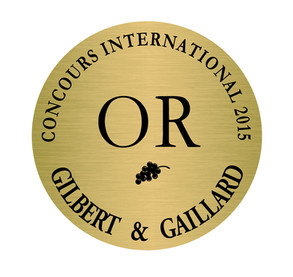 2014, Or - 87/100 - Gilbert&Gaillard