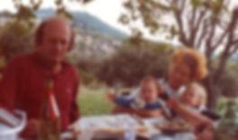 Gerard et Nicole Bungener bought clos de caveau from Steven Spurrier in 1976