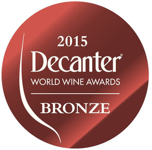 2012, Bronze - Decanter World Wine  Award