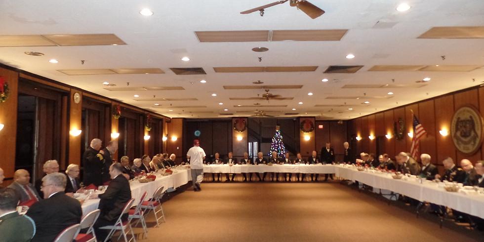 December's Regular Communication & Holiday Party