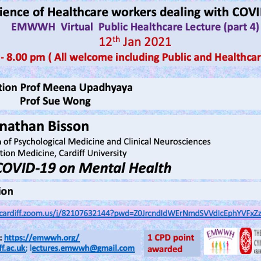 EMWWH Virtual Public Health Lecture (Part 4)