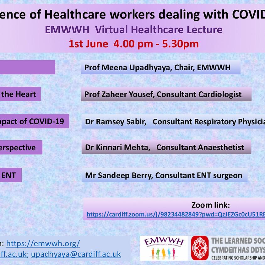 EMWWH Virtual Healthcare Lecture
