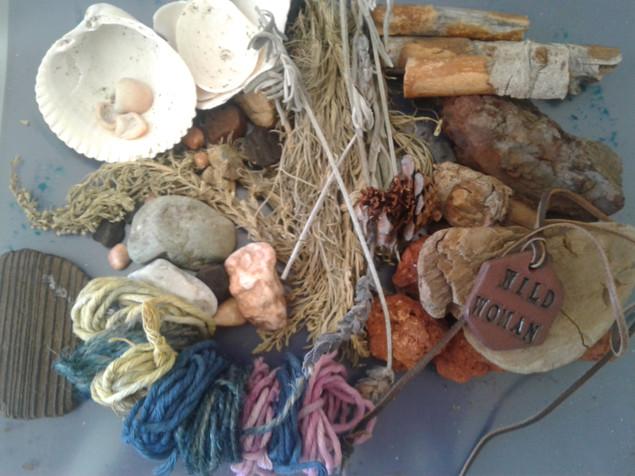 eco art materials
