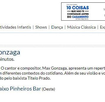 Max Gonzaga
