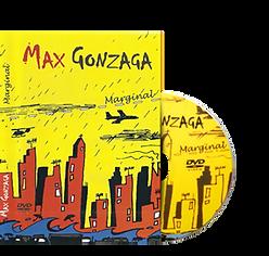 Max Gonzaga DVD