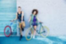 bicicletas de modelado