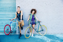 vélos de modélisation