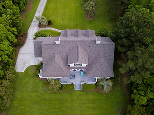 Real Estate Captured Aerial Photography