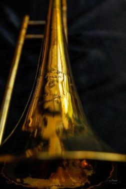 Trombone à coulisse Gautrot Ainé