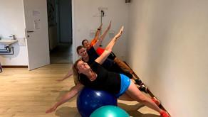 Postnatale workouts starten opnieuw vanaf 13 september 2021